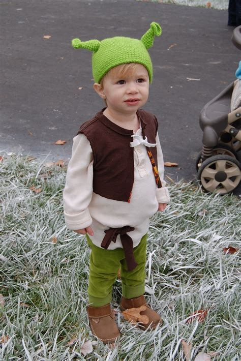 shrek halloween costume  couldnt find