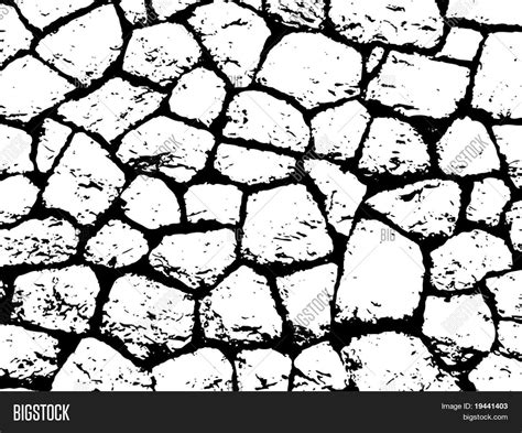 rock pattern drawing stone wall stock vector stock photos bigstock