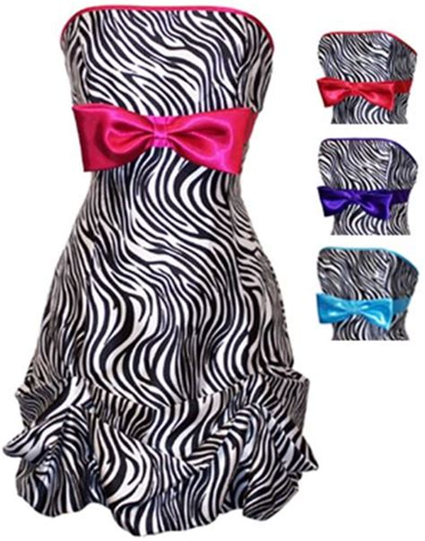 zebra print designs animal print designs dress