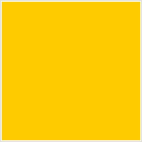 colors yellow ffcc00 hex color rgb 255 204 0 orange yellow