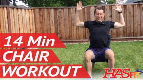 minutes  chair exercises  coach kozak hasfit