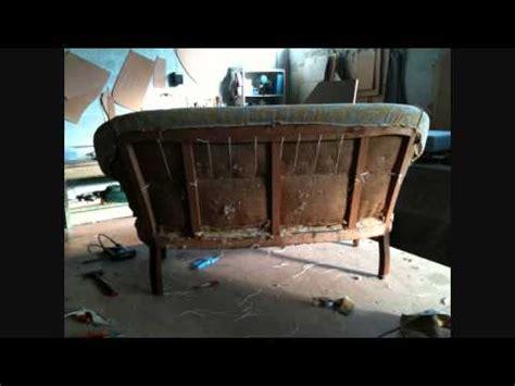 come tappezzare un divano restauro imbottitura e rifacimento tappezzeria divano anni