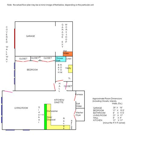basement apartment floor plans floor plans v