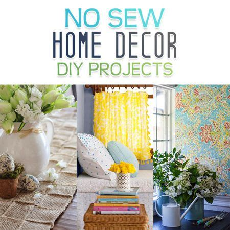 19 home decor sewing projects for nifty and thrifty home 17 best images about craft projects diy on pinterest the