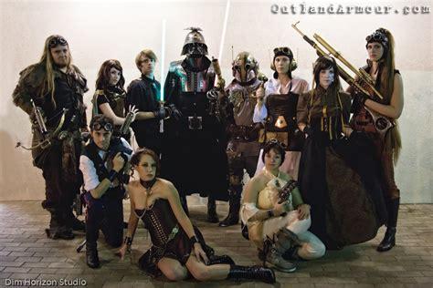 groups posting s11 star wars steunk cosplay geektyrant