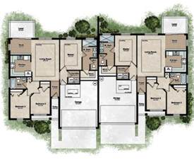 Floor Plan Of A Duplex by Duplexes Floor Plans Find House Plans