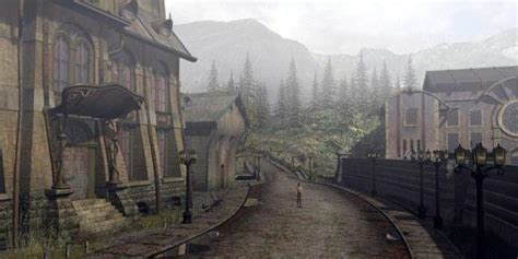 Syberia Jeu Playstation 3 syberia ps3 review clunky but still quality