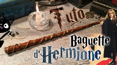 How To Make A Hermione Granger Wand by Tuto Diy La Baguette D Hermione Granger How To Make