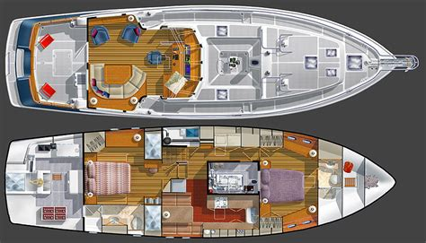 36 Inch Dining Room Table Nordhavn 56 Motorsailer Throwback To The Future