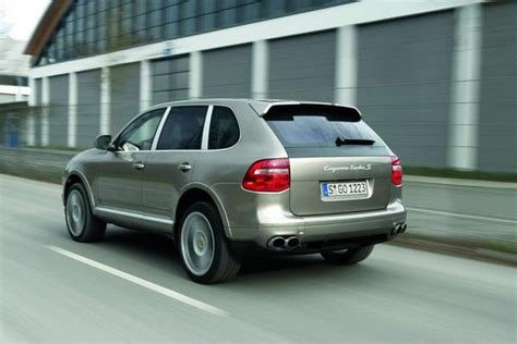 porsche cayenne turbo  car review  top speed