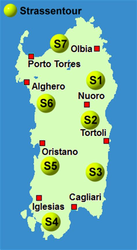 Motorrad Fahren Sardinien by Navigation