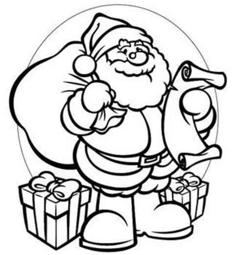 coloring pages to print of santa get this santa coloring page free printable 22398