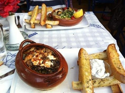 the best food in town picture of zorbas tavern argassi
