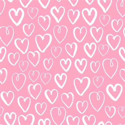 love heart pattern heart pastel pink love heart design for sweet little