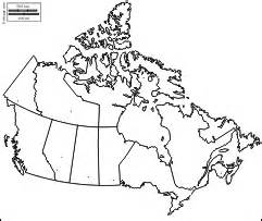 free blank map of canada canada cartes g 233 ographiques gratuites cartes