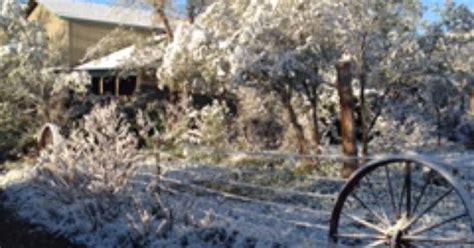 Flagstaff Records Record Snowfall In Flagstaff