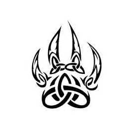 25 best ideas about celtic wolf tattoo on pinterest