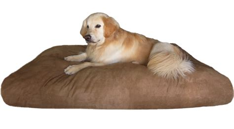huge dog bed luxury dog beds for large dogs