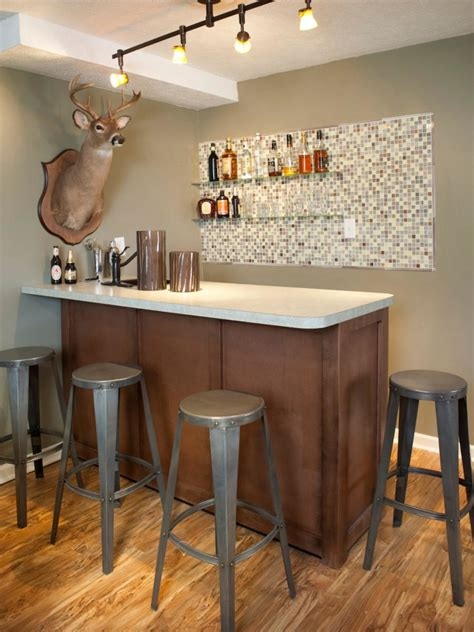 Easy Basement Bar Ideas These 15 Basement Bar Ideas Are For The Quot Cave Quot