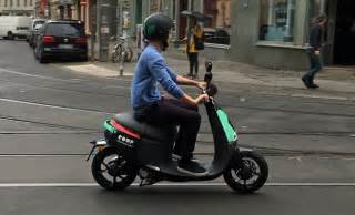 electrive 187 coup bosch s scooter