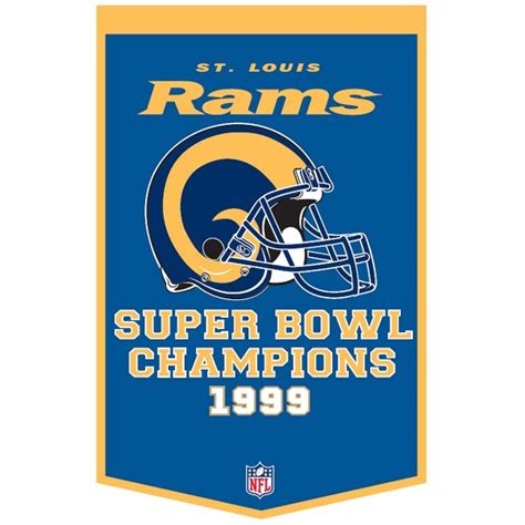 rams bowl st louis rams bowl banner and bowl banners