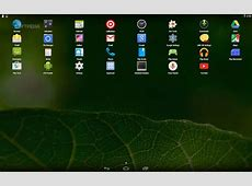 Run Google's Kit Kat Android on Your PC as a Linux Distro ... Install Firefox Linux