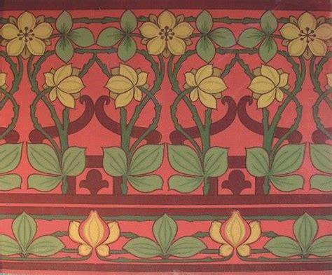 briar rose arts  crafts wallpaper late  century