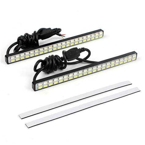 what is drl light drl car styling universal dc 12v car led daytime running