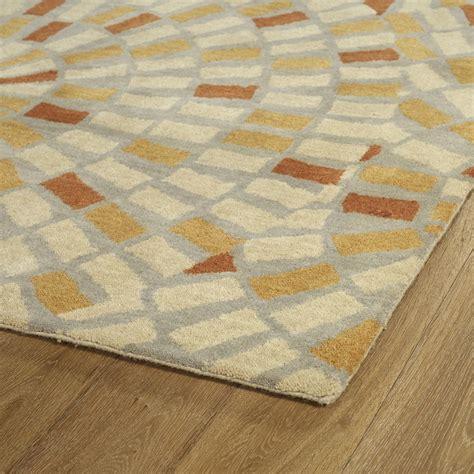 kaleen rugs kaleen rosaic roa01 03 beige rug