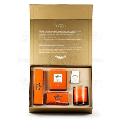claus porto musgo real big collection gift box orange claus porto