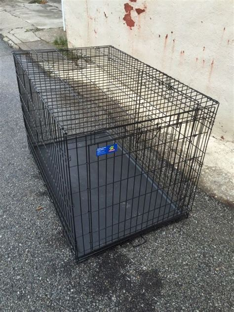 top paw crate top paw x large folding door pet crate pet supplies in ludlow ky offerup