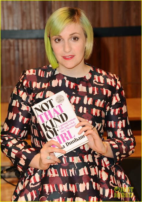 Sharrats Dressed Up Book Tour by Lena Dunham Hasn T Dressed Up For In Years For