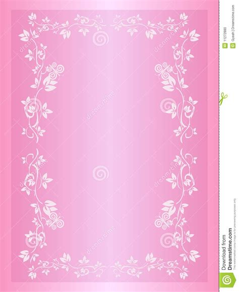 Wedding Invitations Backgrounds by Invitation Background Designs Pink Free Design Templates