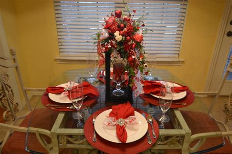 valentines table decorations ideas decoration love