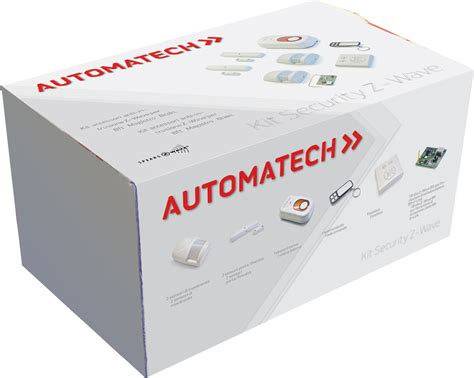 kit anti intrusione e home automation l impianto elettrico