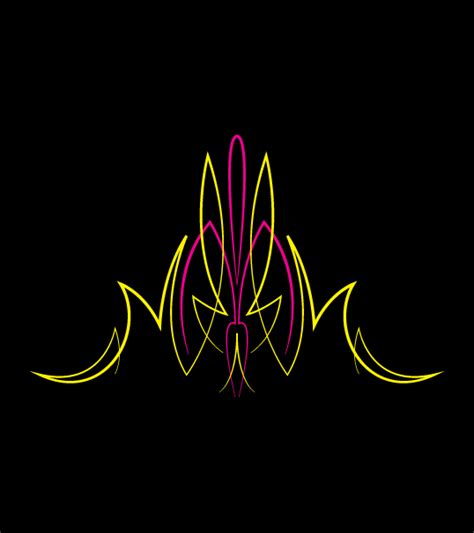pinstripe pattern illustrator diy kustom kulture vector pinstripes using adobe