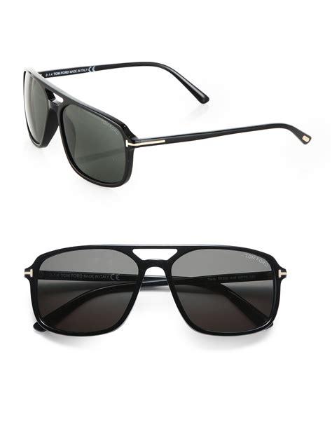 Tome Sunglasses tom ford eyewear resin wayfarer louisiana