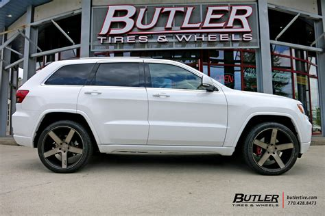 2013 jeep grand wheels jeep grand with 22in niche milan wheels