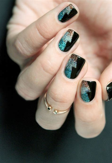 current nails for 40 yr olds 40 year old nail design 40 chic new years eve nails