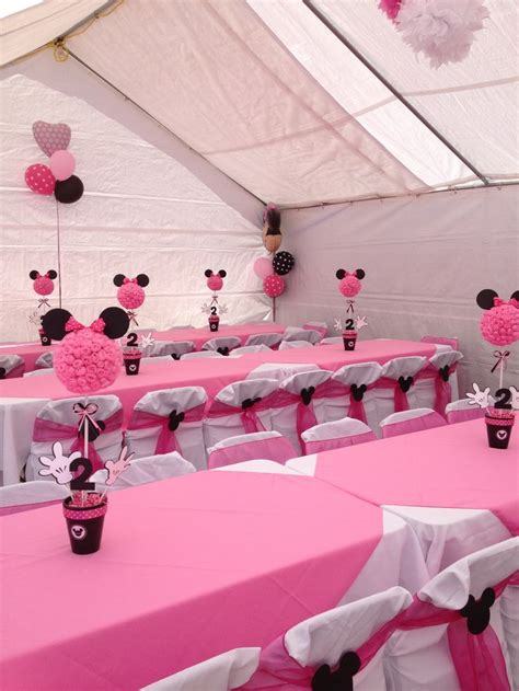 party themes minnie mouse minnie mouse theme party parties pinterest