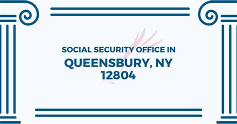 Social Security Office Locations Near Me by Social Security Office In Queensbury New York 12804 Get