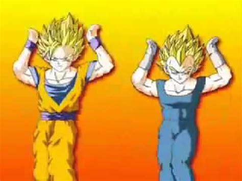 imagenes kawai de goku goku y vegeta bailando caramelldance muy kawaii youtube