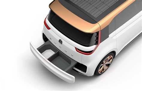volkswagen microbus 2016 interior volkswagen launches electric microbus budd e at ces 2016