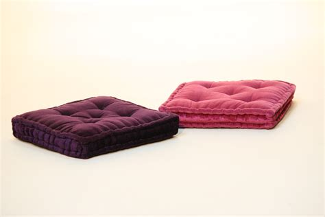 Floor Cushion by Moroccan Prop Hire Velvet Floor Cushion