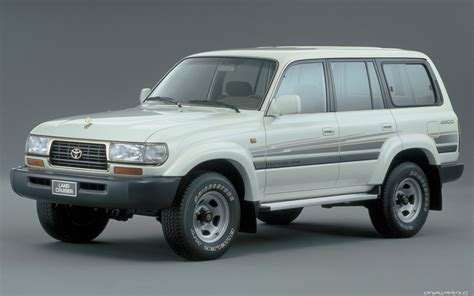 1990 Toyota Land Cruiser 1990 Toyota Land Cruiser Information And Photos