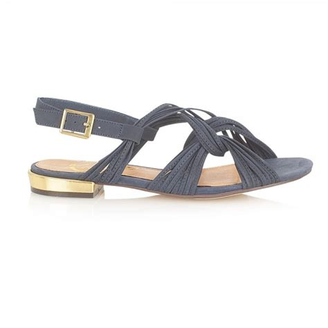 navy sandals flat buy ravel lady sandals