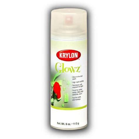 glow in the paint krylon krylon glow in the spray paint spray paint glow in