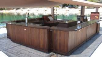 Prefab Kitchen Islands Portable Outdoor Bars Outdoor Mobile Food Service Design