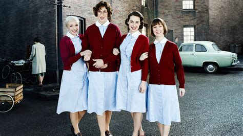 house calls tv show call the midwife season six renewal for uk drama canceled tv shows tv series finale