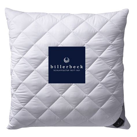 billerbeck betten union kissen billerbeck faser 321 classic clean kissen faserkissen